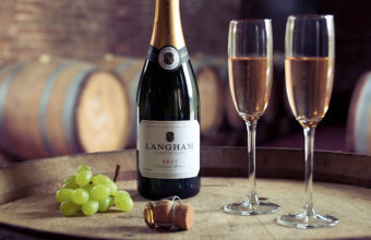 More awards for Langham Wine Estate