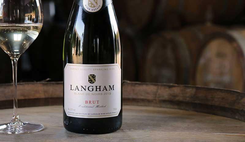Langham Wine Blanc de noirs 2013