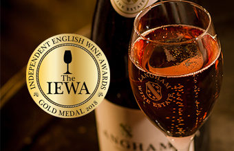 Langham Wins Gold Medal in the IEWA