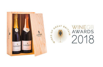 Two Golds in Wine GB 2018 Awards
