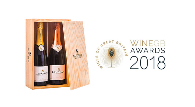 Brabant Wine Trophy: Two Golds In Wine GB 2018 Awards