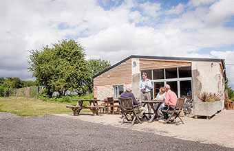 Fantastic opportunity to run the Vineyard Café