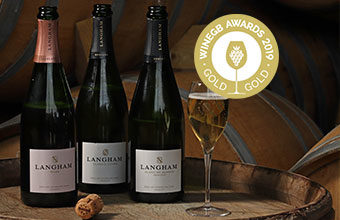 Two Golds for a Second Year in a Row at WineGB Awards