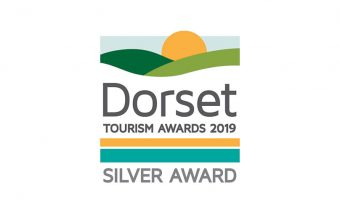 Silver Medal at Dorset Tourism Awards